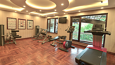 Gym and Fitness Facilities
