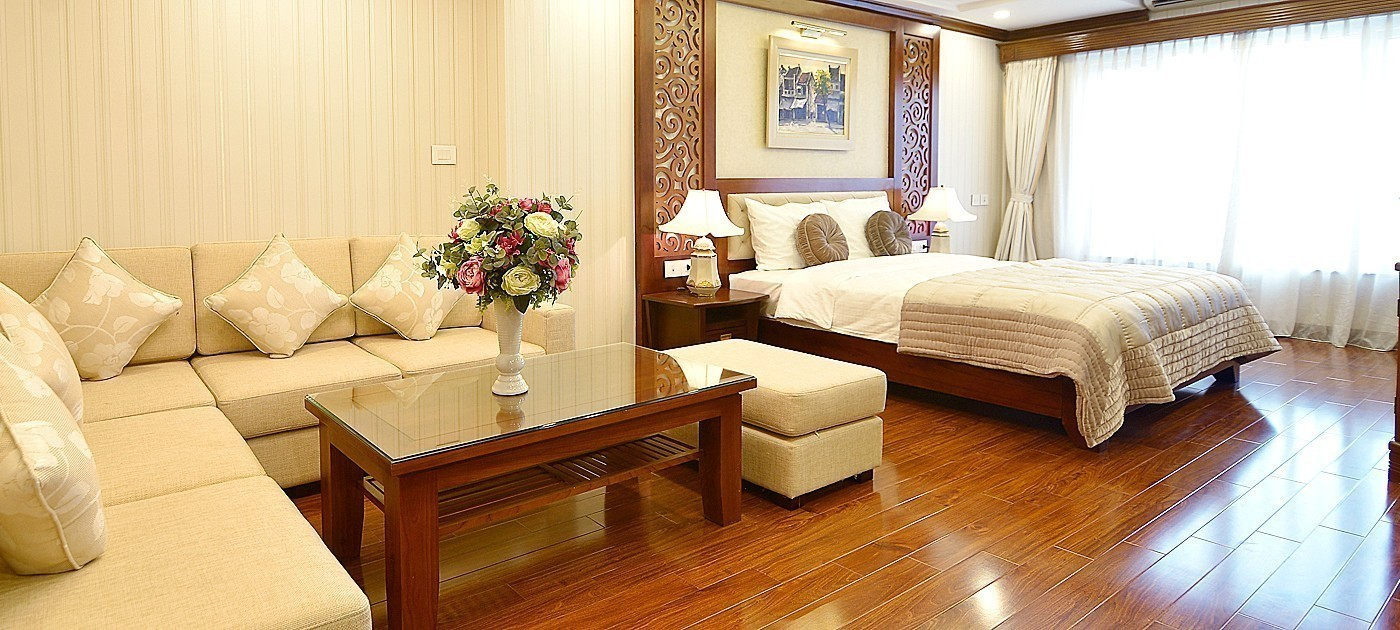 LUXURY BOUTIQUE HOTEL IN HANOI