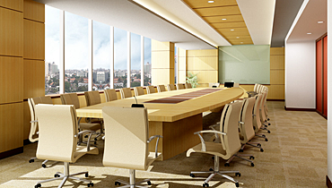 Functional Meeting Rooms